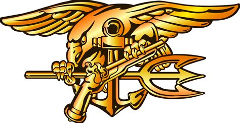 Navy Seal Symbol Of The Trident Gnosticwarrior