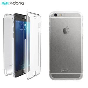 x doria defense 360 iphone 6s 6 clear