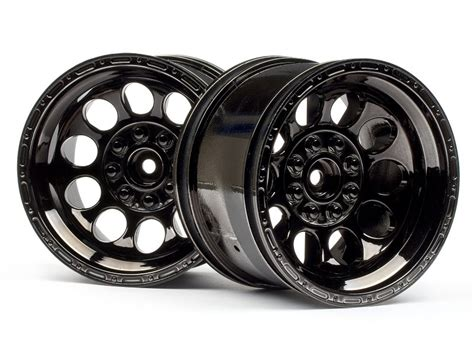 Hpi Racing 101309 Bullet St Wheels 101252 bullet st wheels 2pcs