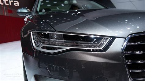 audi matrix headlights 2015 audi a6 facelift comes out with matrix led headlights