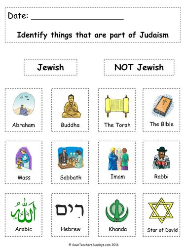 the seventh commandment twisty judaism worksheet bluegreenish
