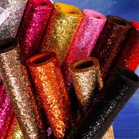 glitter wallpaper on a roll aliexpress com buy hm27 chunky glitter wallcovering roll