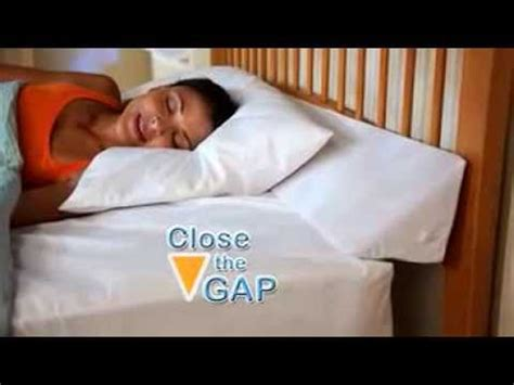 mattress wedge tv commercial foam pillow wedge