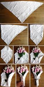 how to make a bouquet simple ideas that are borderline crafty 48 pics