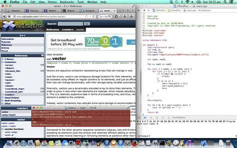 Std Vector Tutorial | c std vector primer tutorial robert james metcalfe blog
