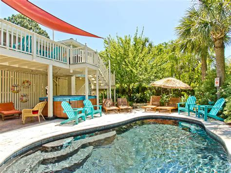 Salty Cottages by House Of Turquoise The Salty Mermaid Cottage Tybee