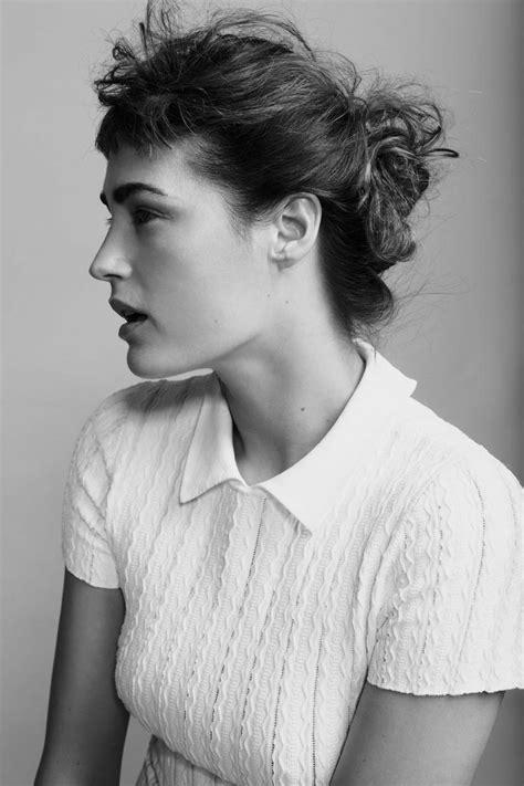 Yasmin le Bon by Robert Harper for Playing Fashion April