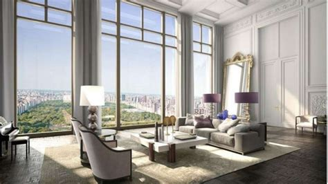 Apartments In New York Central Park Trophy Apartment Set To List For Us 250 Million As New