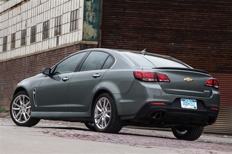 chevy impala ss 2014 2014 chevrolet ss reviews and rating motor trend