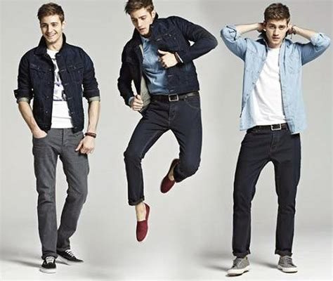 latest style updates and trends from the reigning world of smart casual for men jeans 2013 pictures fashion gallery