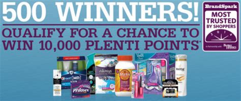 Rite Aid Sweepstakes - win 100 in plenti points rite aid sweepstakes