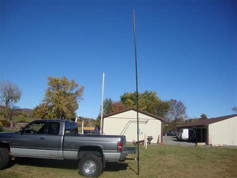 universal vehicle antenna mast 2 quot receiver hitch mount will work with go vertical usa