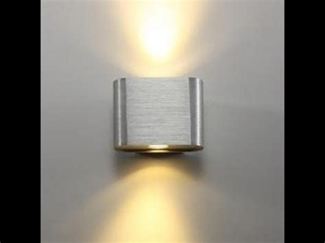 Modern Wall Lights Interior by Interior Led Wall Lights Contemporary Modern Designs