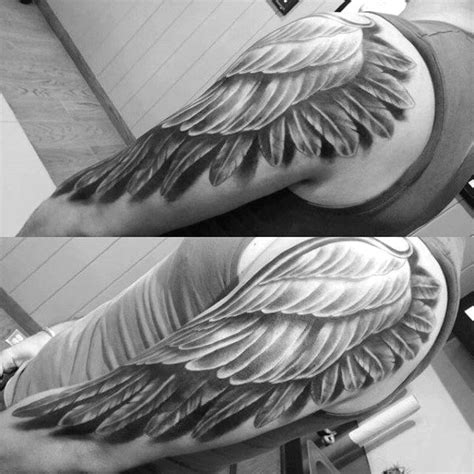 3d wings tattoo designs 25 best ideas about on