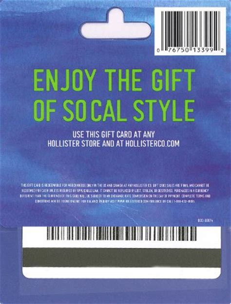 Where Can I Get A Hollister Gift Card - hollister gift card 50 arts entertainment party celebration giving cards certificates