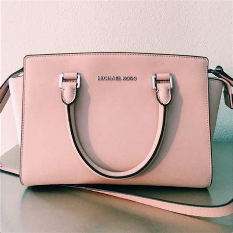 light pink michael kors purse 40 michael kors handbags michael michael kors light