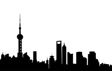Shanghai Clip shanghai skyline clipart best clipart best
