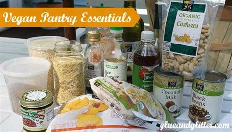 Vegan Pantry Essentials by 25 Best Ideas About Vegan Grocery Lists On