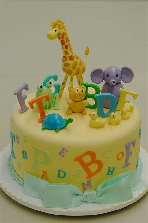 themed party letter c animal alphabet cake cakecentral com