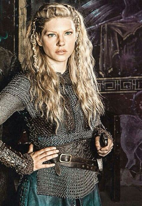 female warrior hair lagertha braided hairstyle viking celtic medieval