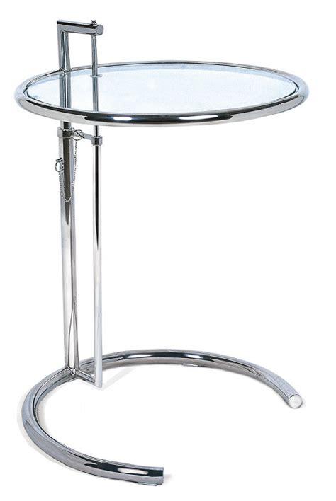 eileen grey adjustable table style icon eileen gray design sponge