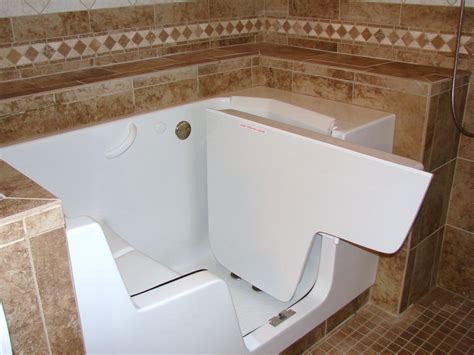 universal design accessible bath technologies