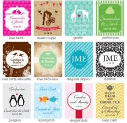 Flowers For First Communion - personalized wedding tea favors tea time theme wedding