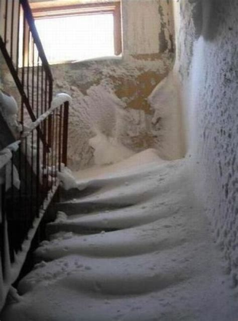 Tornado Bathroom Or Stairs Snow Stairs 1funny