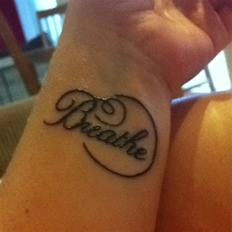 breathe tattoo on wrist last breath pictures to pin on tattooskid