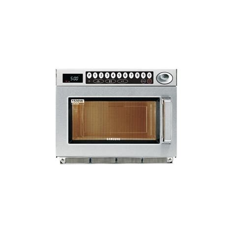 Comment Choisir Four 464 by Four Micro Ondes Programmable Samsung Cm1529xeu 1500 W