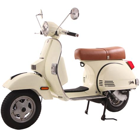Pork Vespa scooters on vespas pork pie hat and exercises