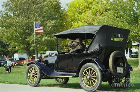 luther dodge 1916 dodge brothers car photograph by luther