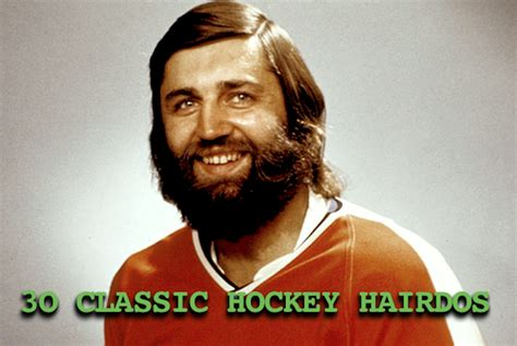 hockey hair 30 classic hockey hairdos total pro sports