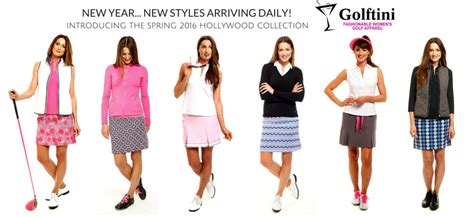 new spring styles for women new spring women s golf styles from golftini pink golf tees