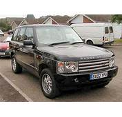 2002 Land Rover Range  Overview CarGurus