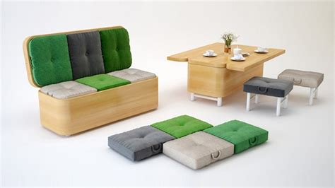 space saving couch space saving furniture youtube