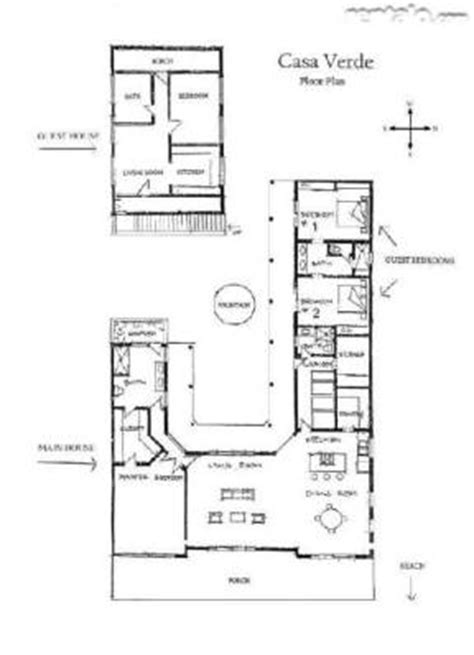 Small Hacienda Style Home Plans Homedesignpictures Mexican Hacienda House Plans