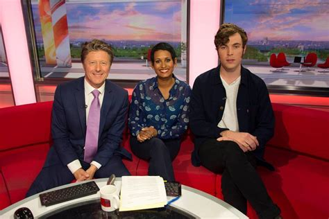 tom hughes on this morning bbc breakfast actor tom hughes who plays prince albert