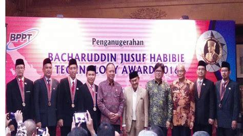 habibie award kisah tim rekayasa air laut jadi garam farmasi selama