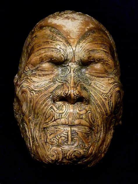 mokomokai the preserved heads of maori tribespeople