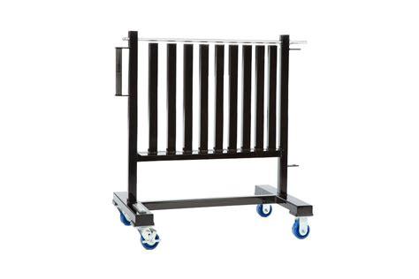 heavy duty dumbbell rack for hex dumbbells alvas bfm