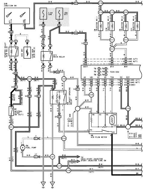 1992 toyota wiring diagram 1992 toyota wiring diagram agnitum me