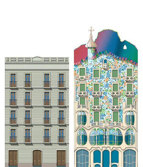 Casa Batllo Floor Plan by Historia De La Casa Batll 243 Casa Batll 243