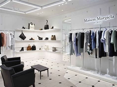 the japanese design store with the cult following expands in l a maison margiela store fukuoka japan 187 retail design