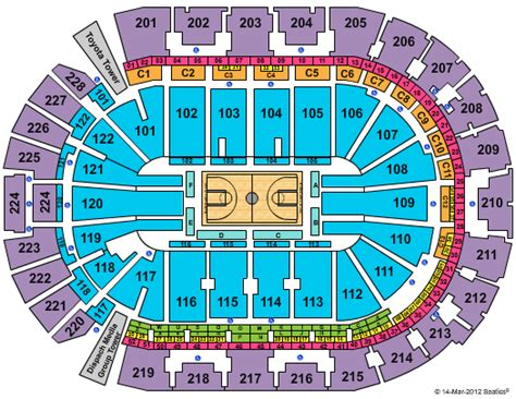 Nationwide Arena Box Office by Columbus Concert Tickets Seating Chart Nationwide