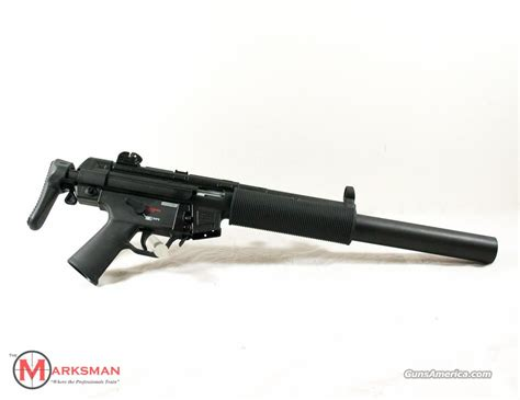 Walther Hk Mp5 Sd 22 Lr New For Sale