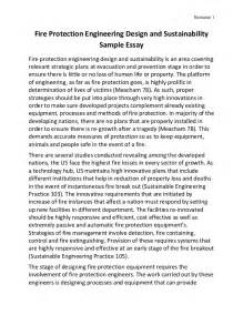 Safe Travel Essay Writing 500 Words by Protection Engineering Design And Sustainability