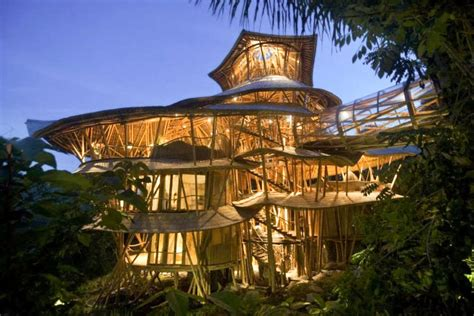 a house built the house bamboo built ethically fashioned zady