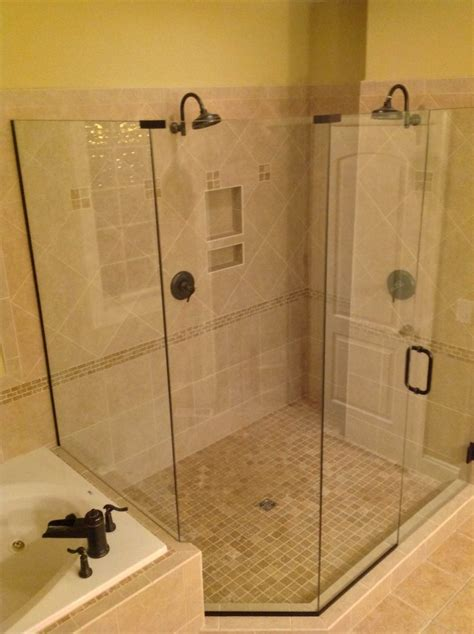 Bathroom Shower Doors Frameless Glass Frameless Shower Doors For Your Bath Remodel Project Traba Homes