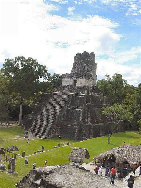 imagenes historicas de guatemala file tikal jpg